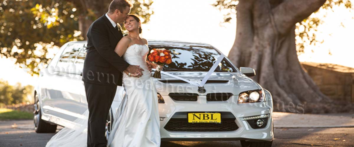 HSV clubsport wedding car hire sydney