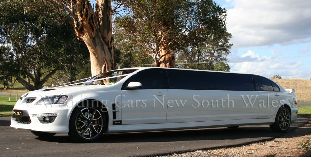 Limousine Car Hire Newcastle