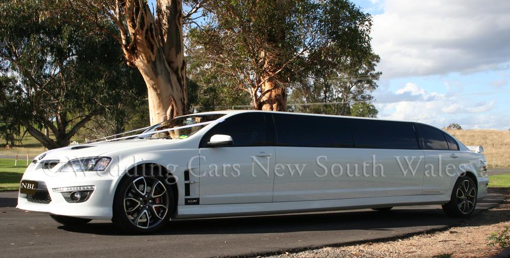 Hunter Valley Wedding Cars